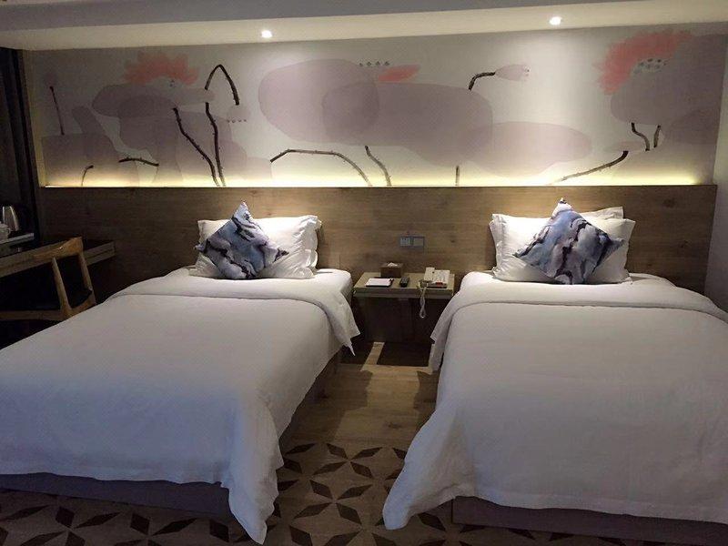 柏高酒店(广州太古汇石牌桥地铁站店)房型