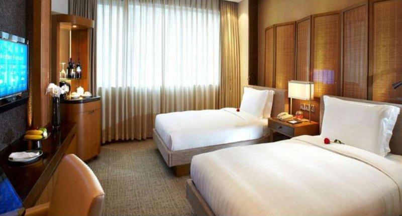 成都海悦酒店房型
