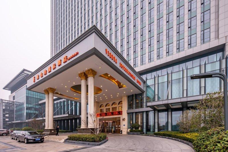 维也纳国际酒店(淮安新城店)外观