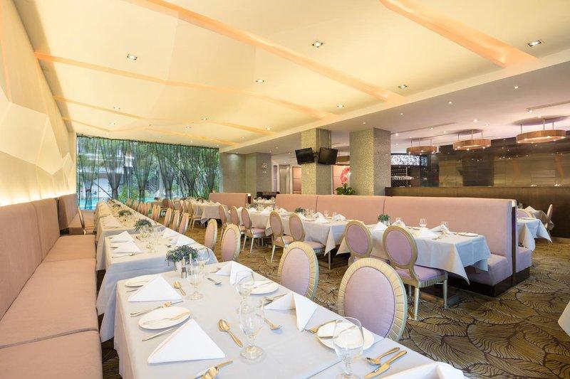 广州凯旋华美达大酒店餐厅