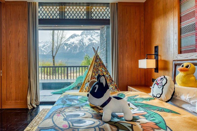 Jinmao Purelax Mountain Hotel LijiangRoom Type
