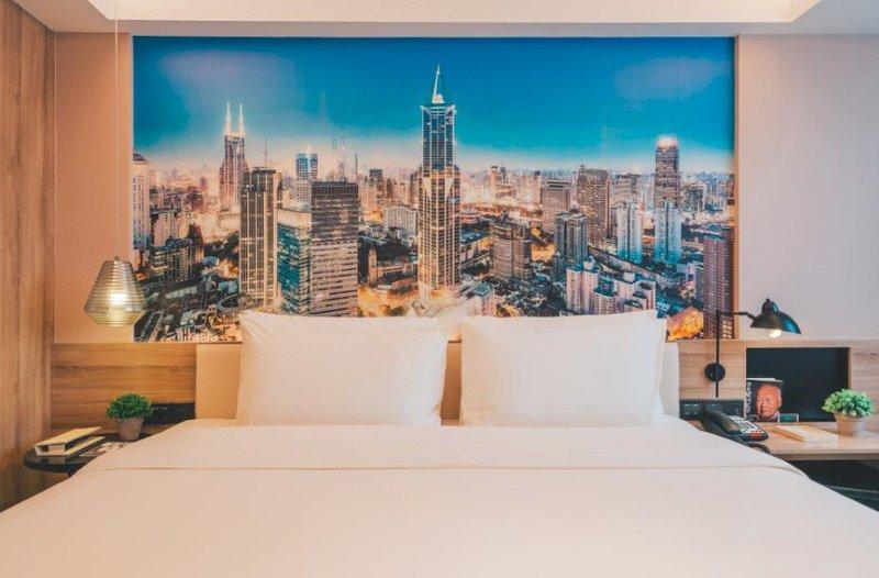 上海陆家嘴八佰伴亚朵酒店房型