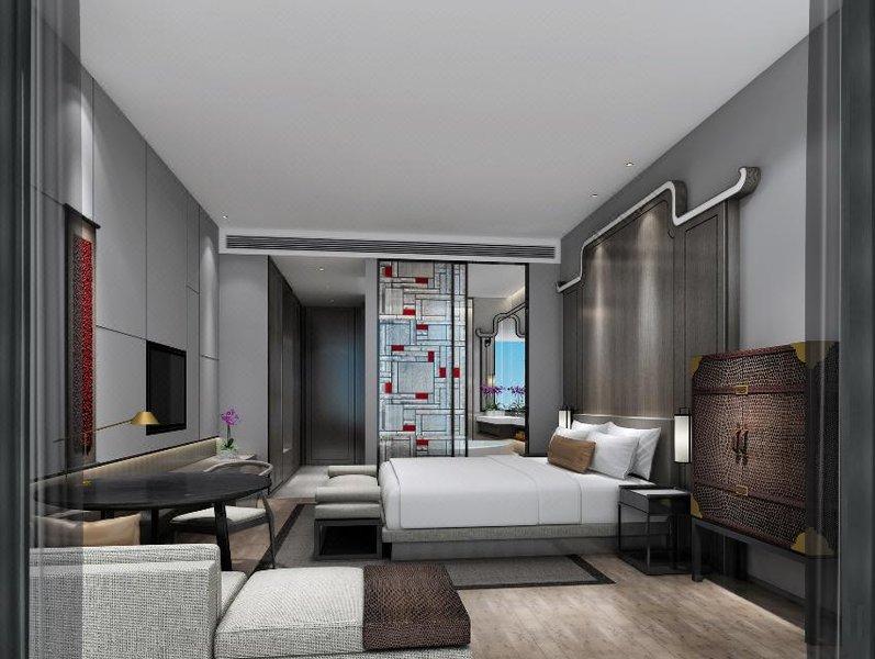 Wanda Realm Guangzhou Room Type