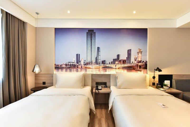 天津滨海一大街亚朵酒店房型