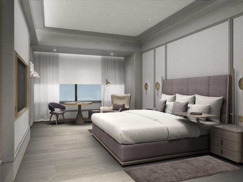 Grand Mercure Guangzhou Zhujiang New Town Room Type