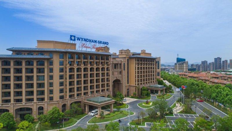 Wyndham Grand Plaza Royale Kaicheng Anji Over view