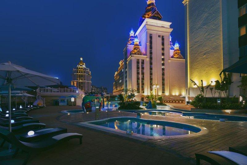 Mekong River Jinglan HotelOver view