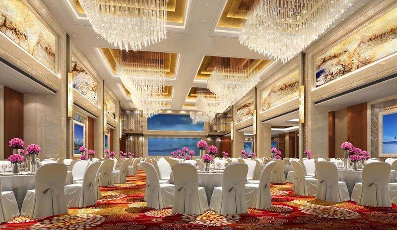 Estandon Hotel Guangzhou meeting room