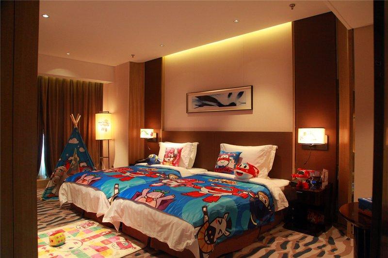 Crowne Plaza Dalian Sports Center Room Type