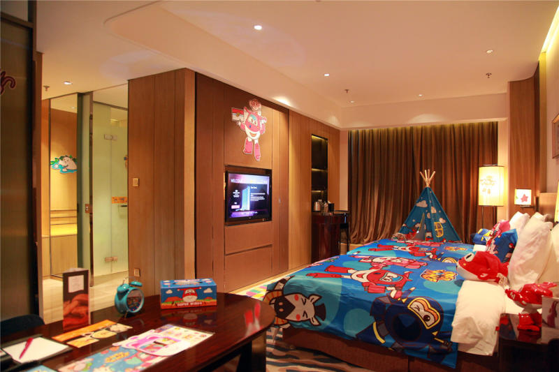Crowne Plaza Dalian Sports Center Room Type
