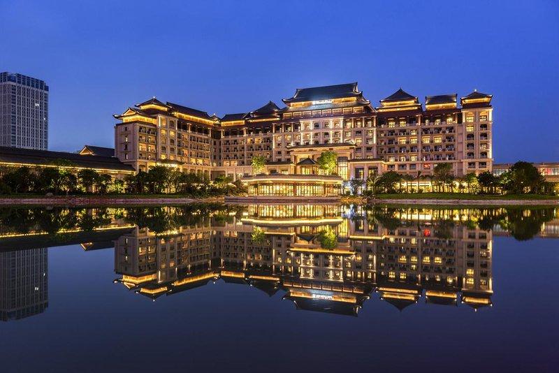 Wanda Vista GuangzhouOver view