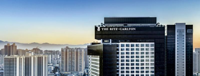 The Ritz-Carlton, Xi'anOver view