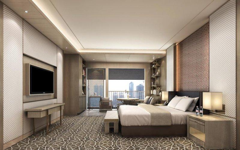 The Ritz-Carlton, Xi'anRoom Type