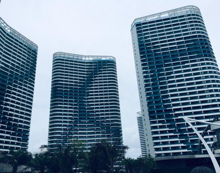 惠東君廷度假酒店酒店外觀
