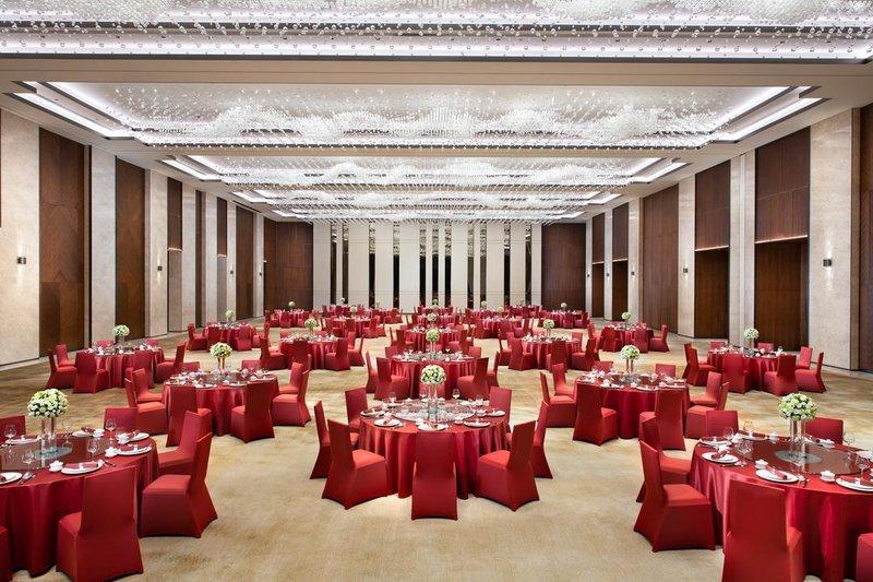 Raffles Shenzhenmeeting room