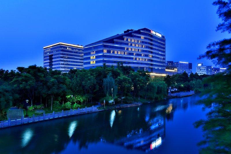 杭州绿谷景澜酒店外观
