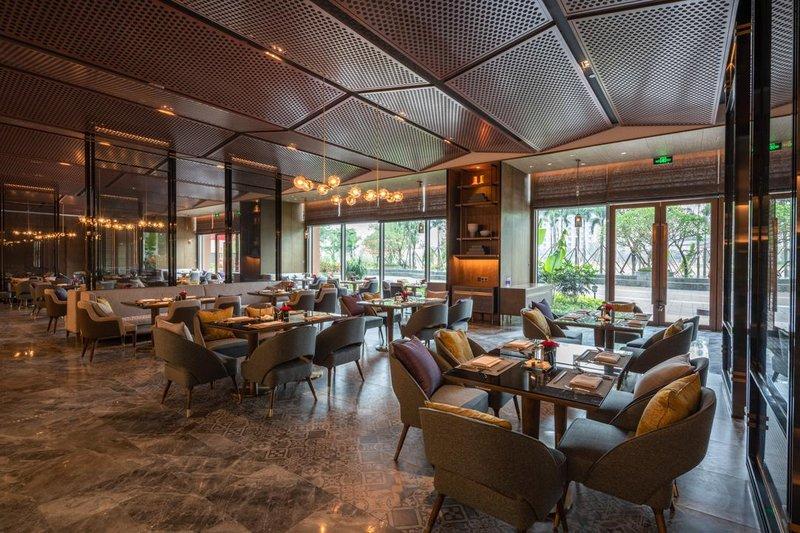Rongchuang Jinshan Hotel GuangzhouRestaurant