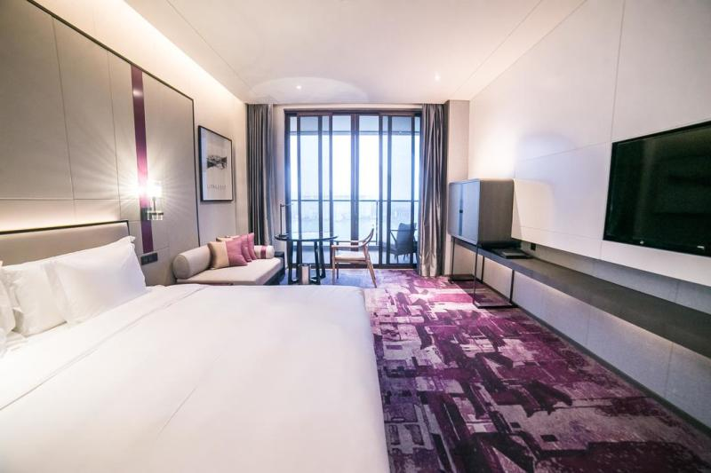 Crowne Plaza Wuxi Rongchuang Room Type