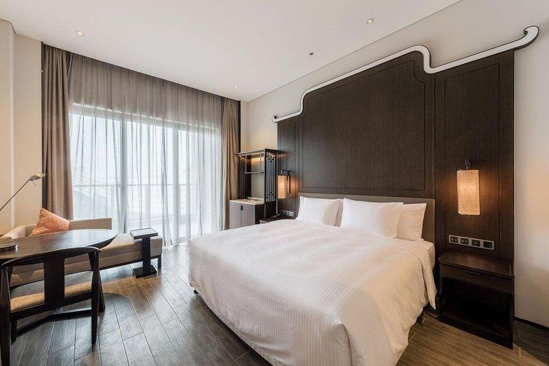 广州融创万达嘉华酒店房型
