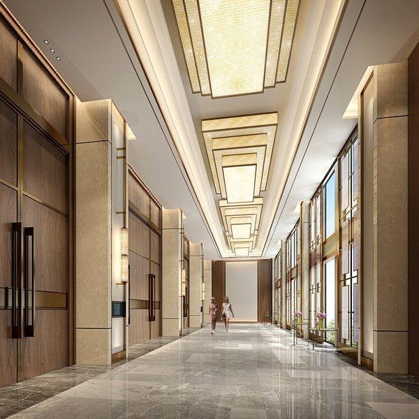 东莞东城国际酒店会议室