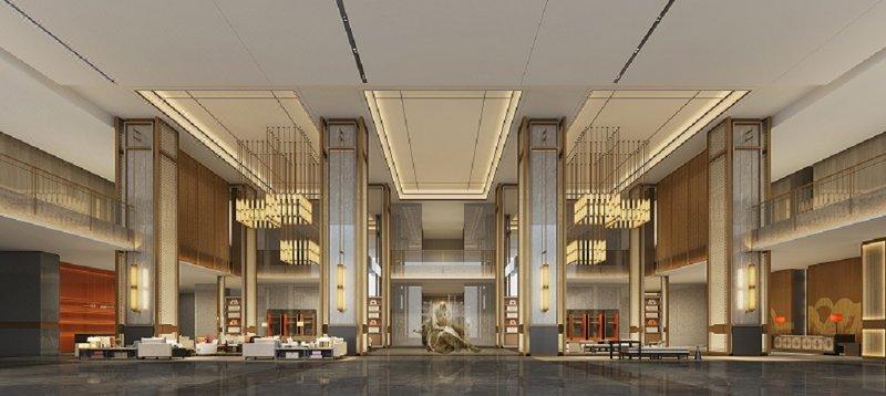 东莞东城国际酒店公共区域