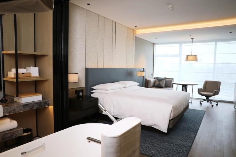 Xuzhou Marriott Hotel Room Type