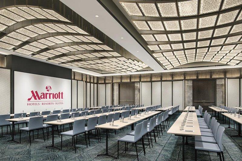 Xuzhou Marriott Hotel meeting room