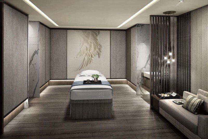 Xuzhou Marriott Hotel Leisure room