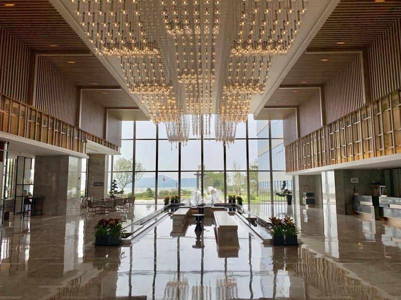 Xuzhou Marriott Hotel Hotel public area