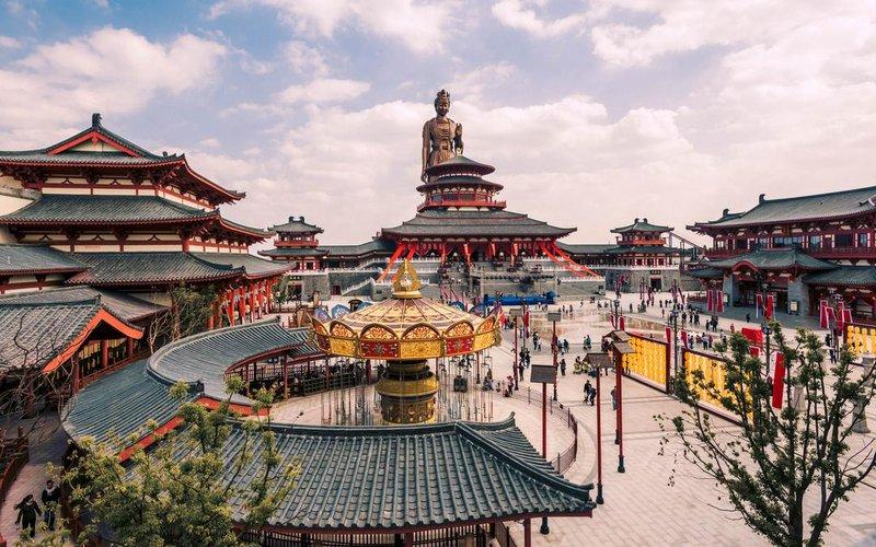 Shangri La Hotel, Suzhou Yuanqu图片