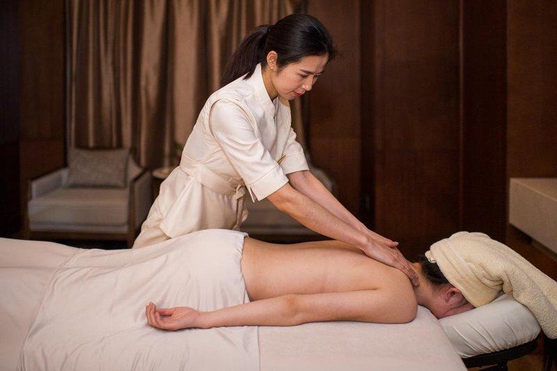 Shangri La Hotel, Suzhou YuanquLeisure room
