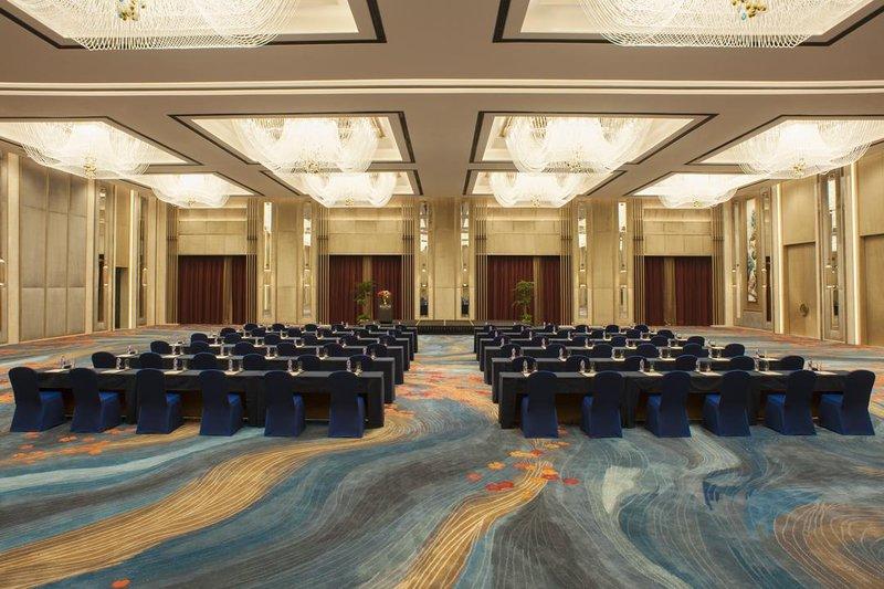 Shangri La Hotel, Suzhou Yuanqumeeting room