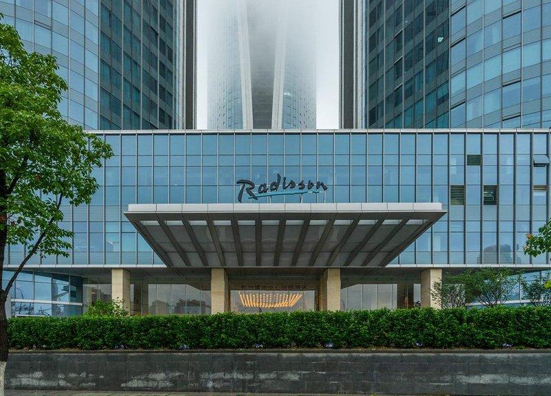 杭州博地中心丽筠酒店外观