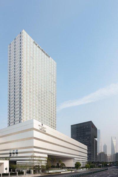 上海鲁能JW万豪侯爵酒店酒店外观