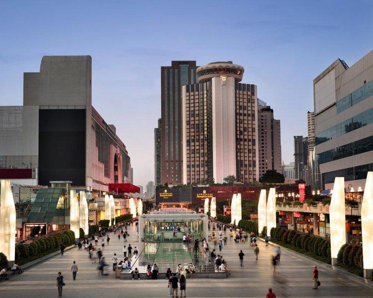 Shangri-la Hotel, Shenzhen Over view