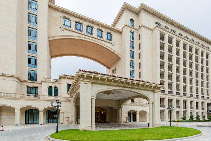 重庆帕格森蒂两江蒂苑酒店酒店外观