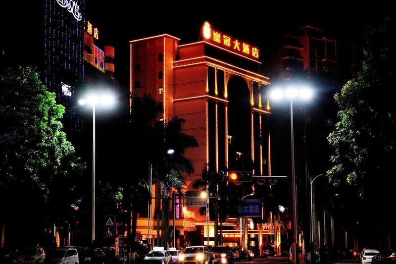 防城港盛世皇冠大酒店