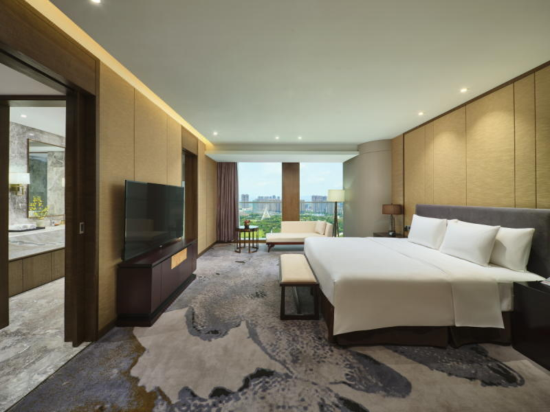 Crowne Plaza Nanning City Center Room Type
