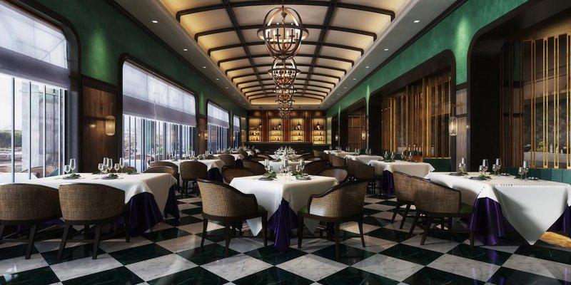Hotel Indigo Heilong Lake Restaurant