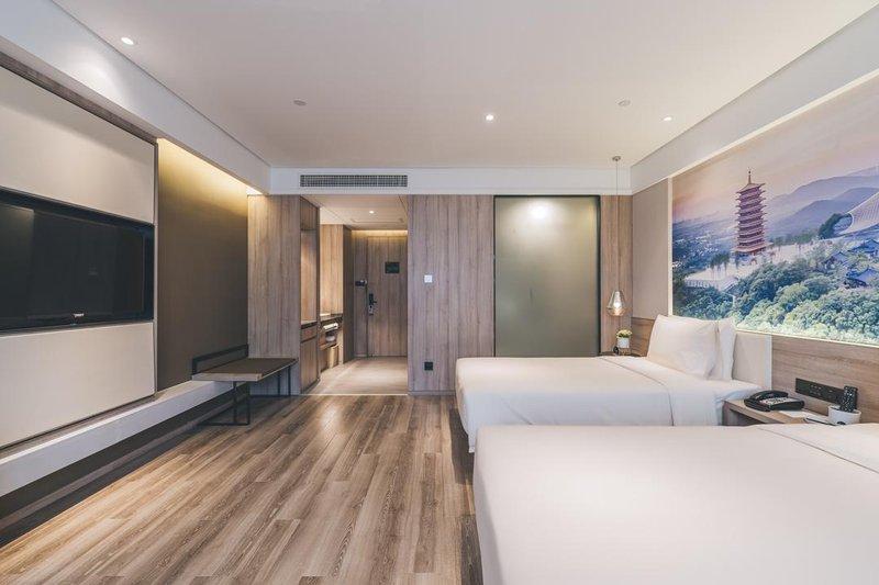 南京南站亚朵酒店房型