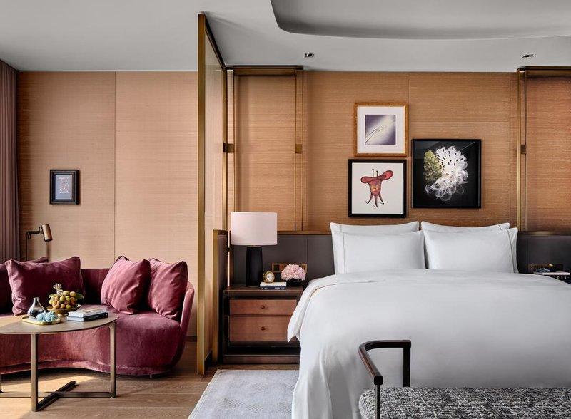 广州瑰丽酒店房型