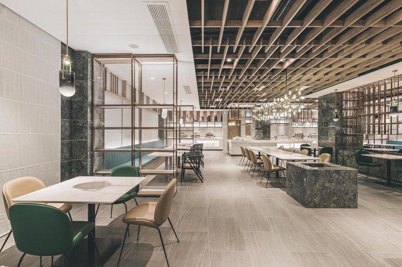 杭州西溪湿地亚朵酒店餐厅