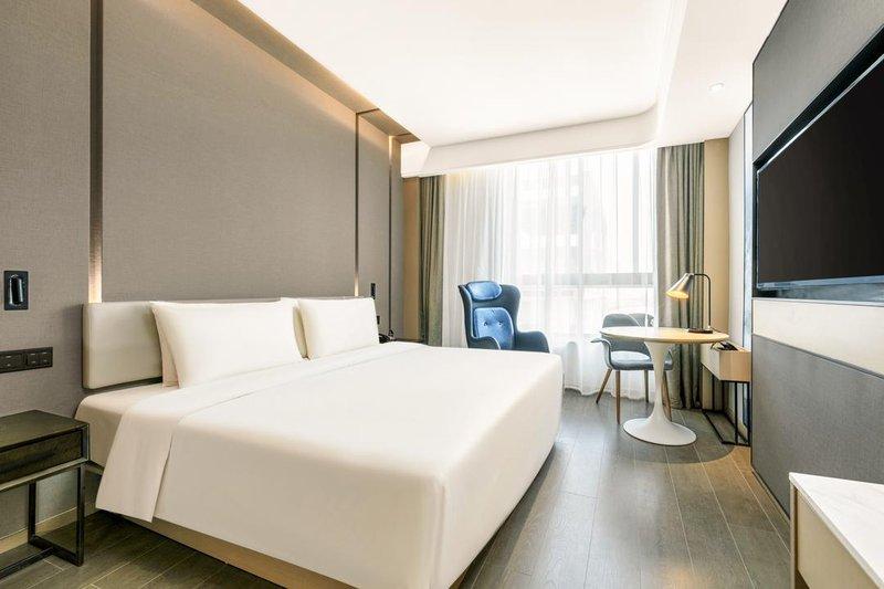 西安曲江会展中心亚朵酒店房型