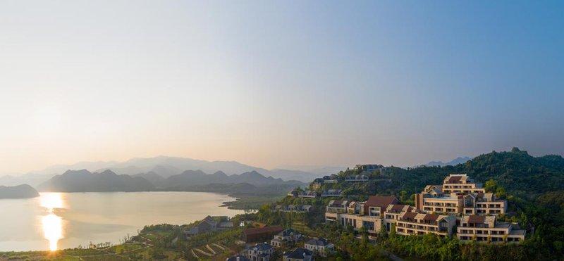 Conrad Hangzhou Tonglu Over view