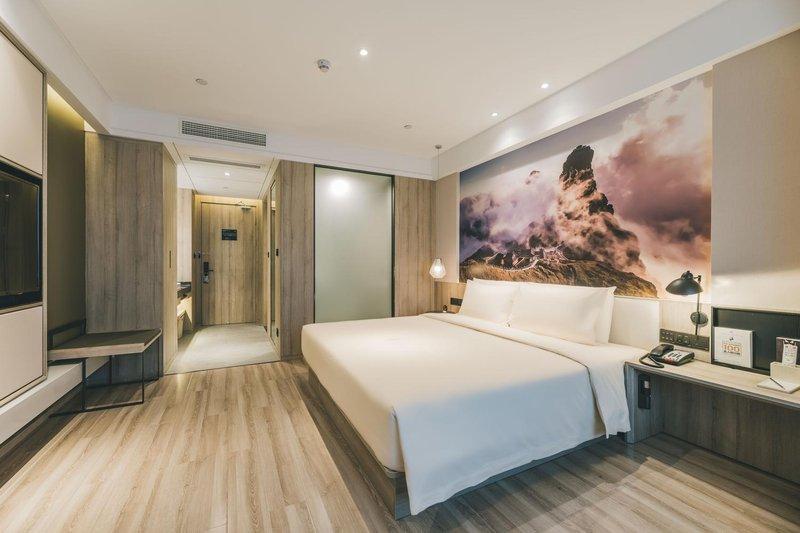 重庆江北机场亚朵酒店房型
