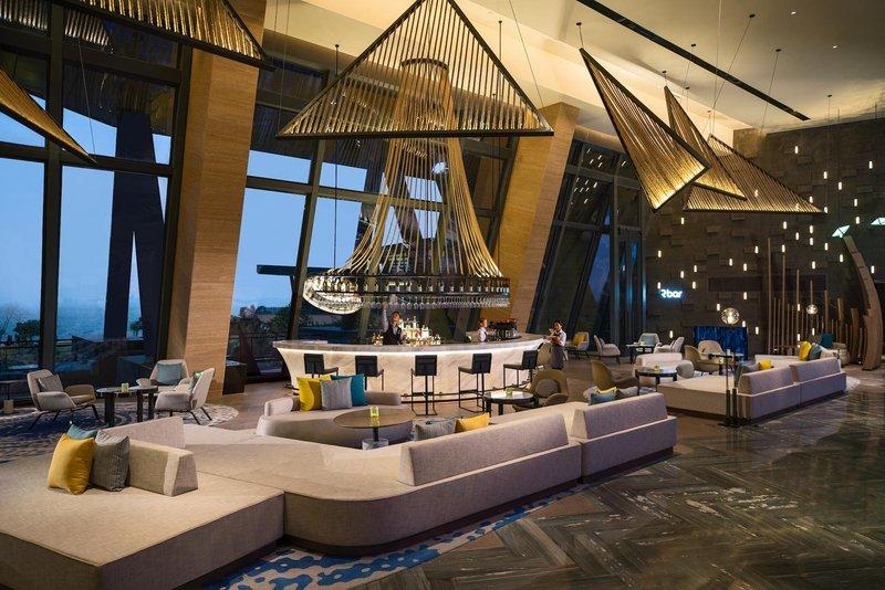 Renaissance Xiamen Resort & Spa Lobby