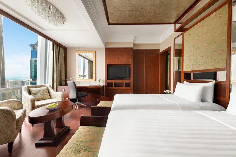 深圳福田香格里拉大酒店房型
