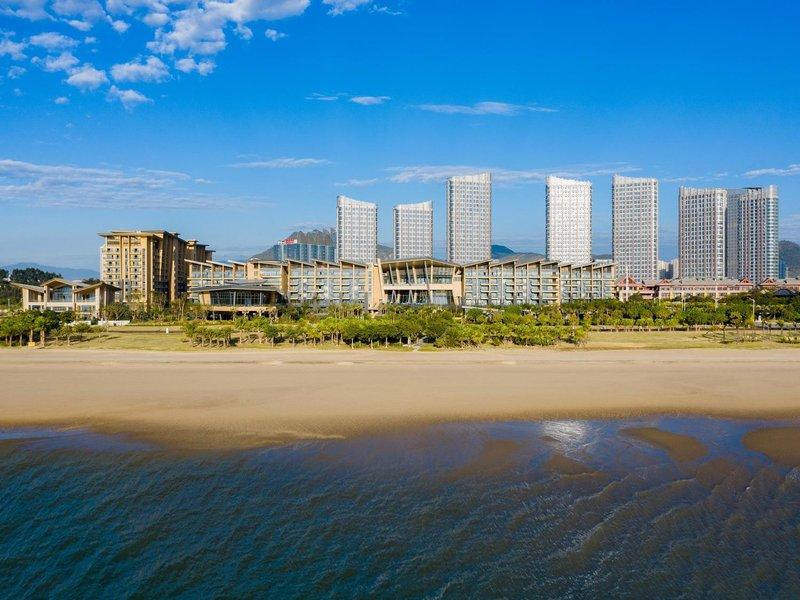 Renaissance Xiamen Resort & Spa Over view