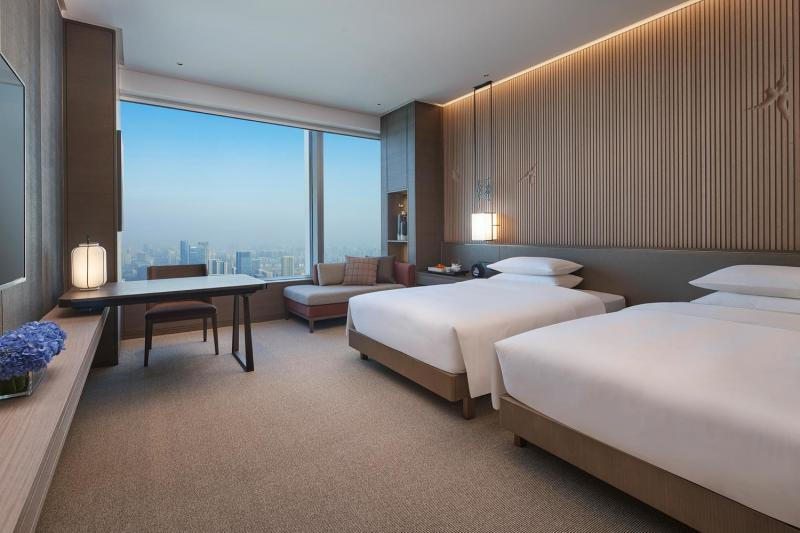 Grand Hyatt Hefei Room Type