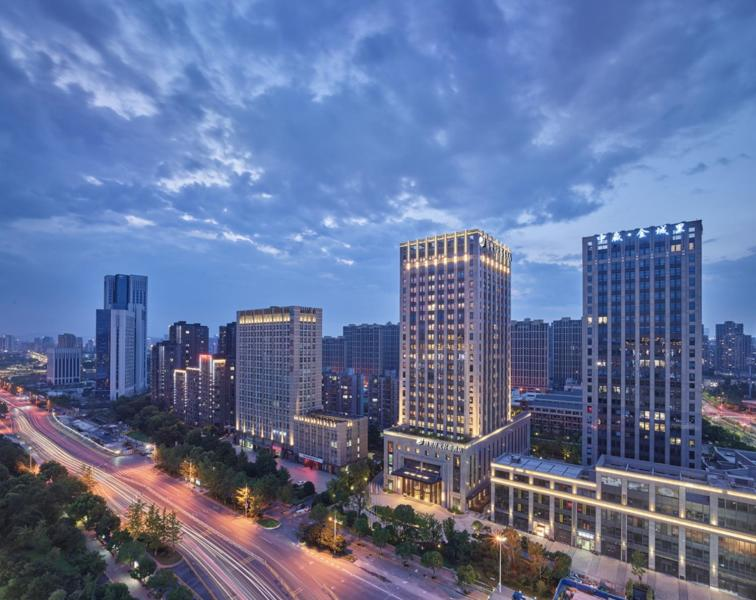 Grand New Century Hotel Boao Hangzhou Over view